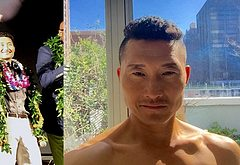 Daniel Dae Kim nude selfie
