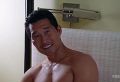 Daniel Dae Kim dick video scenes