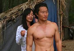 Daniel Dae Kim nude movie scenes