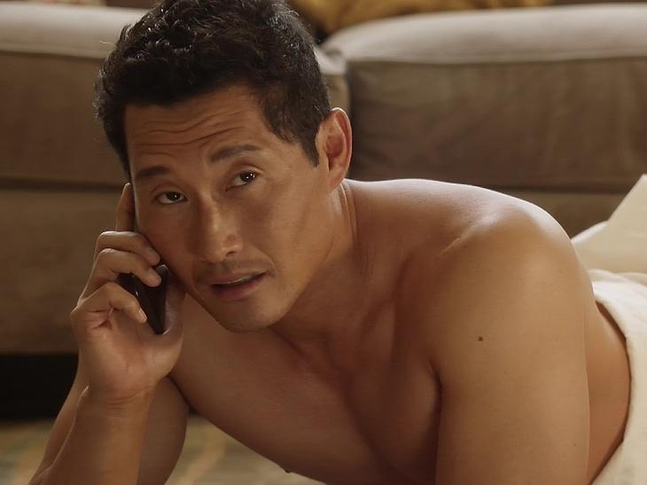 Daniel Dae Kim nude sex movie