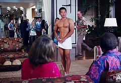 Daniel Dae Kim oops naked