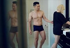Daniel Dae Kim underwear video