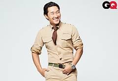 Daniel Dae Kim bulge