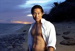 Daniel Dae Kim nude penis
