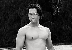 Daniel Dae Kim nude photos
