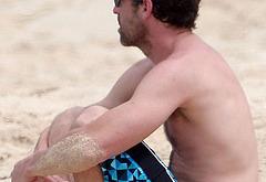 Patrick Dempsey bulge