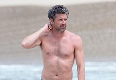 Patrick Dempsey male nude