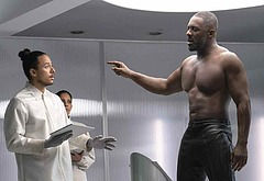 Idris Elba nude movie scenes