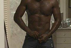 Idris Elba nude video