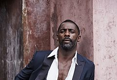 Idris Elba naked pics