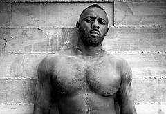 Idris Elba nude and sexy