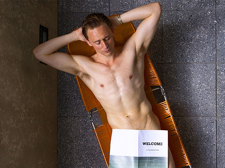 Tom Hiddleston naked photos