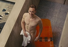 Tom Hiddleston oops