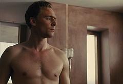 Tom Hiddleston sexy scenes