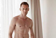 Tom Hiddleston bulge