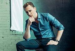 Tom Hiddleston exposed