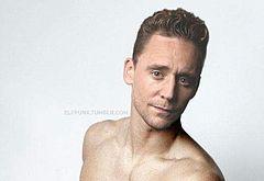 Tom Hiddleston nude photos
