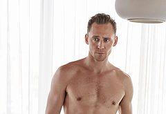 Tom Hiddleston penis nude