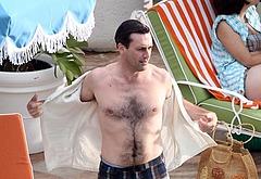 Jon Hamm nudes