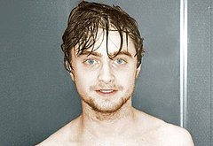 Daniel Radcliffe leaked nude cock