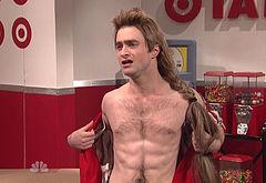 Daniel Radcliffe dick scenes