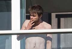 Daniel Radcliffe bulge photo