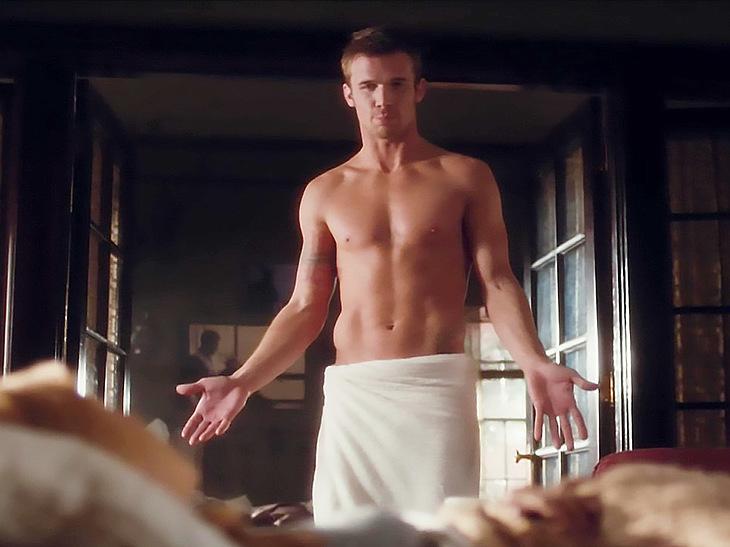 Cam Gigandet shirtless video