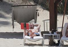 Cam Gigandet nude beach pics
