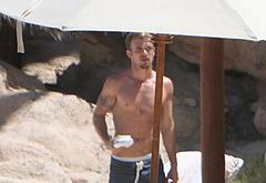 Cam Gigandet shirtless
