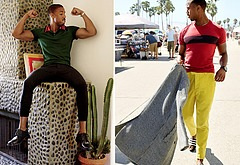 Michael B Jordan big bulge