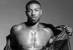 Michael B Jordan bulge pics