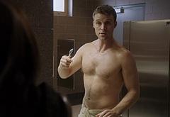 Jesse Spencer shirtless movie scenes