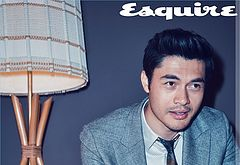 Henry Golding oops