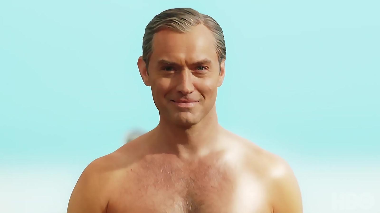 Jude Law Nude Cock And Gay Sex Scenes