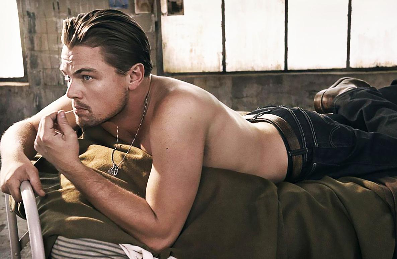 Leonardo DiCaprio Frontal Nude And Gay Sex Scenes