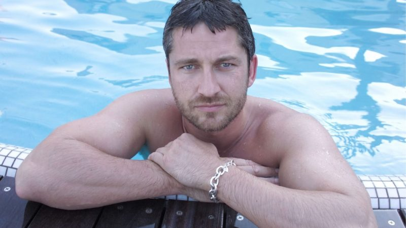 Gerard Butler Frontal Nude & Uncensored Collection