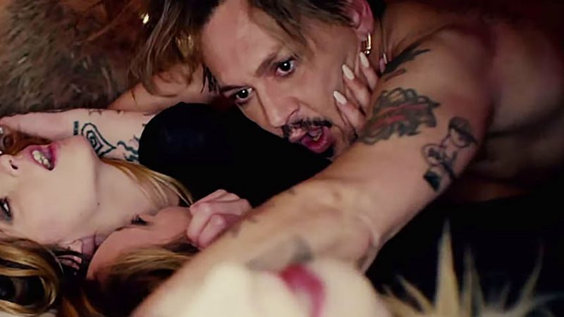 Johnny Depp Nude Movies And Erect Cock Photos