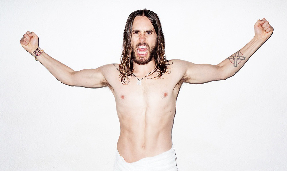 Jared Leto Frontal Nude And Sex Scenes Collection