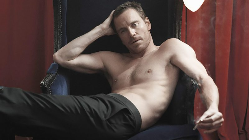 Michael Fassbender Big Cock And Gay Sex Actions