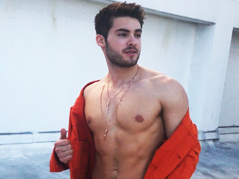 Cody Christian Leaked Nude And Jerk Off Scandal