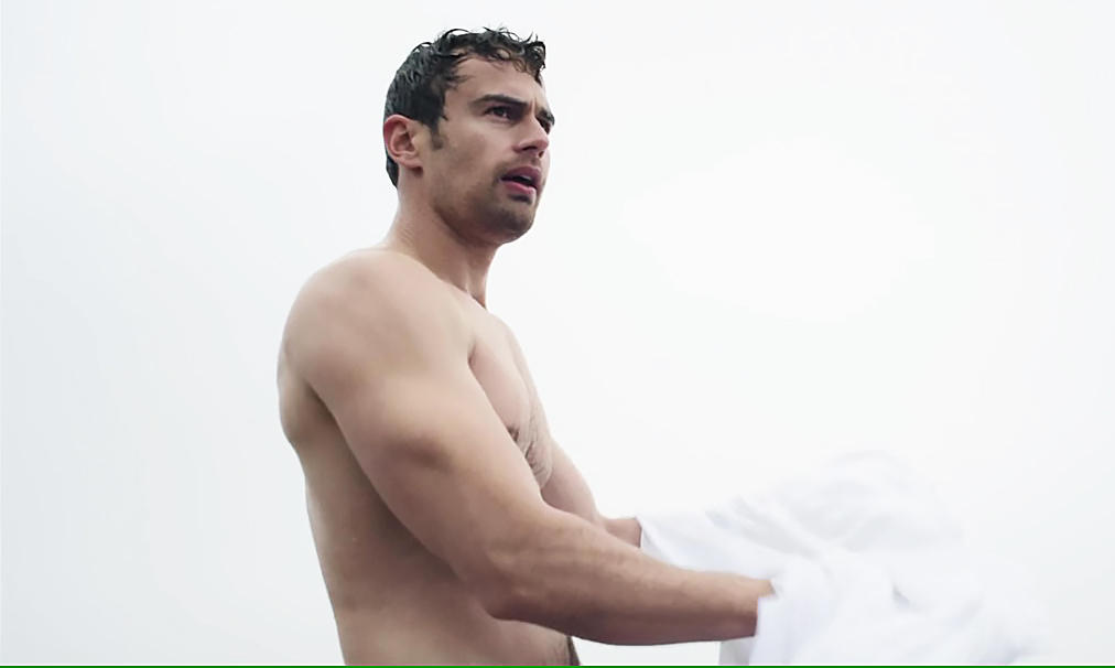 Theo James Nude Ass And Erotic Movie Scenes