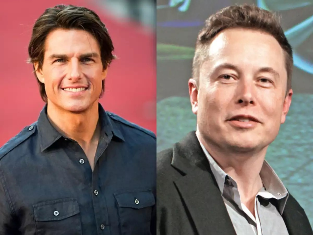 Tom Cruise will leave us in October…and fly to the space station!