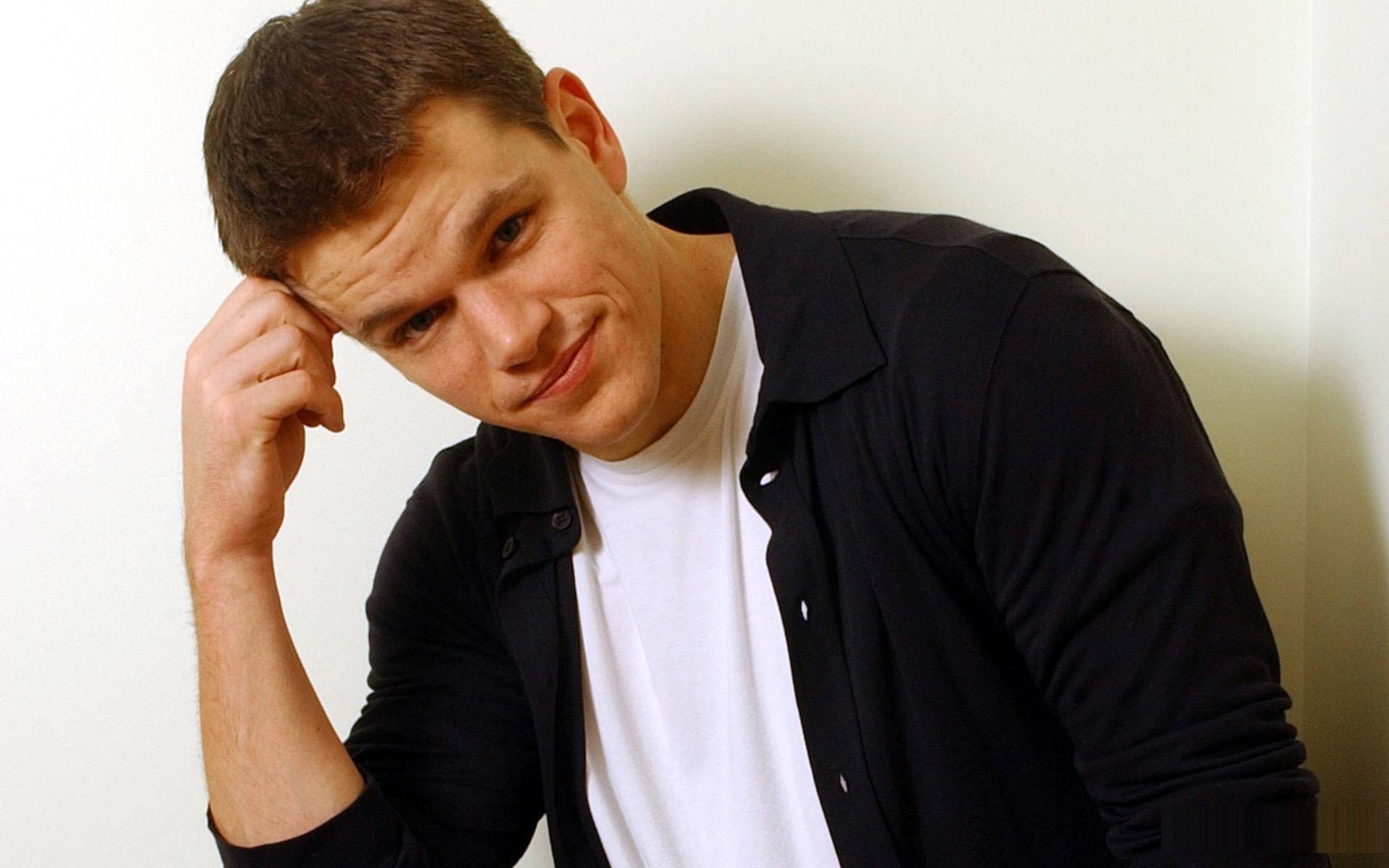Matt Damon Nude And Hot Gay Scenes