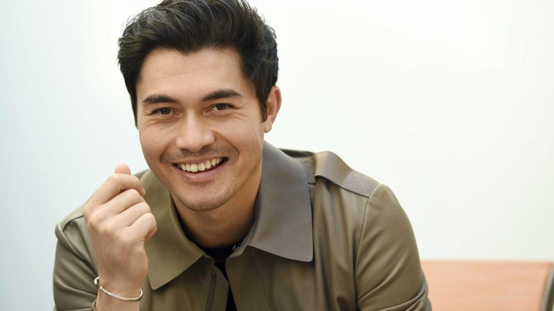 Henry Golding Shirtless And Erotic Gay Movie Scenes