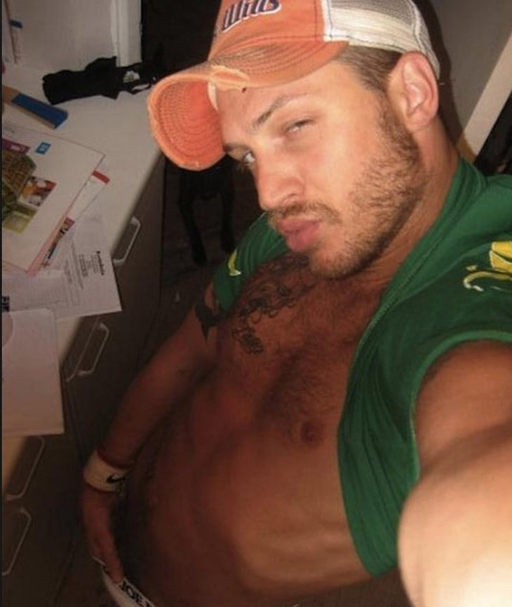 Tom Hardy leaked nude photos