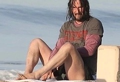 Keanu Reeves oops