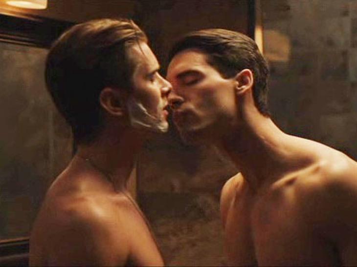 Steven Strait nude gay movie