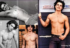 Steven Strait nude and sexy