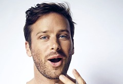 Armie Hammer hacked naked photos