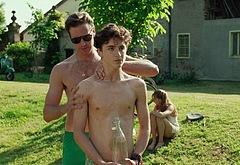 Armie Hammer erotic movie scenes